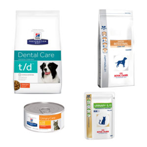 Prescription Pet Foods